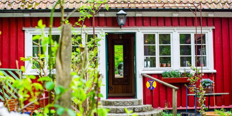 Intranät för Svenska Turistföreningen