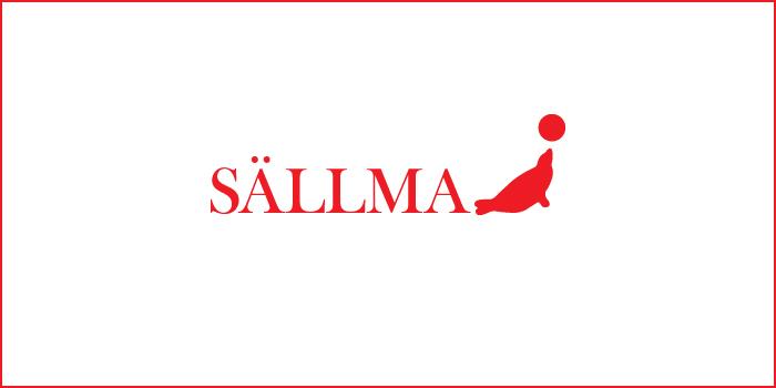 Sällma – en webbplats med blogg