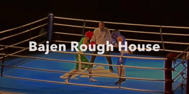 Trailer för Bajen Rough House