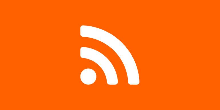 RSS – vad ska det användas till?